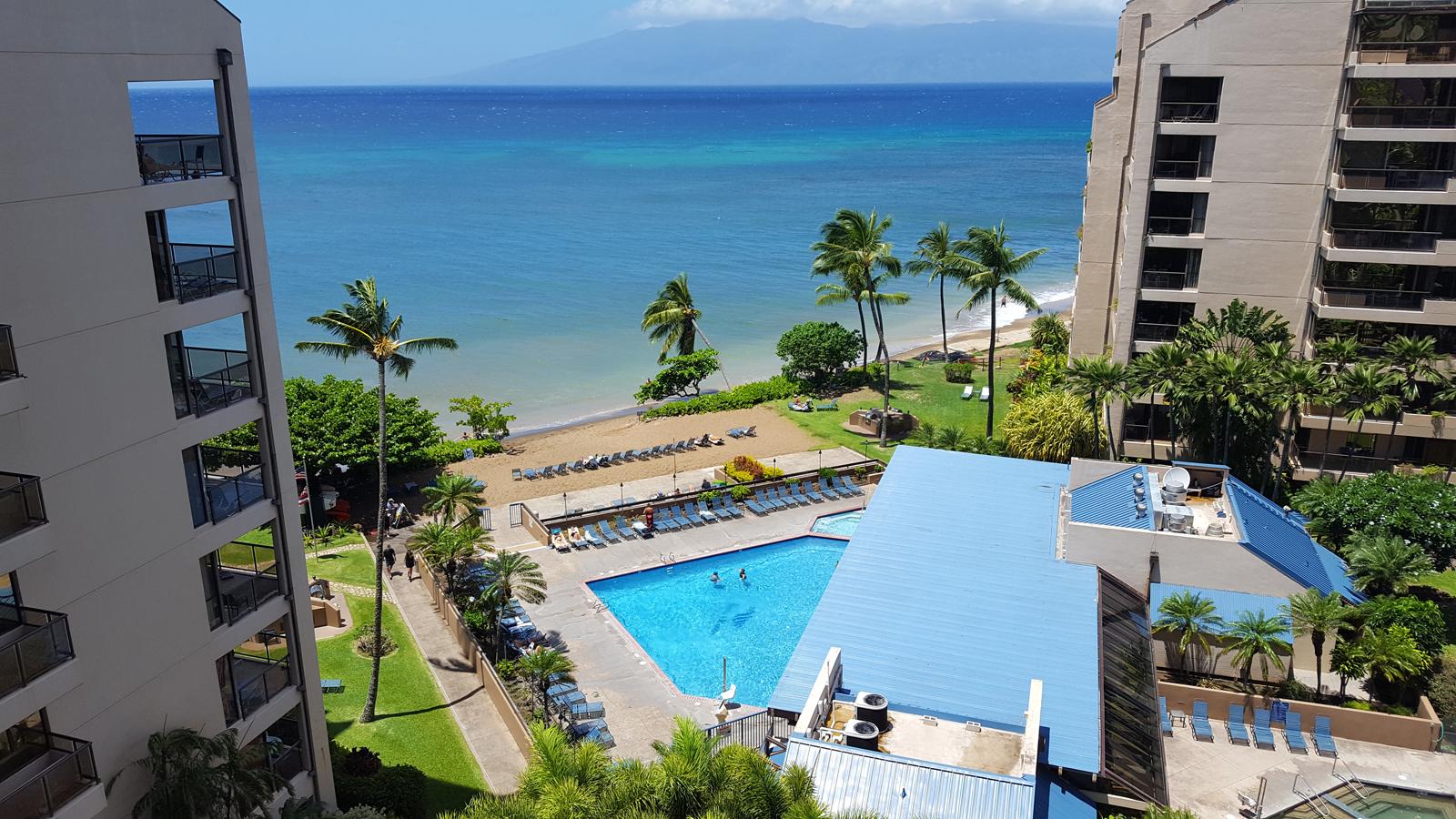 Sands of Kahana Maui HI  rent one for me